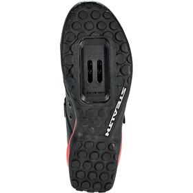 adidas Five Ten 5.10 Kestrel Lace Scarpe Uomo, carbon/core black/red